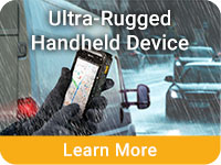 Ultra-Rugged Handheld Device