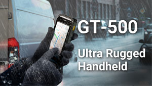 "Gladius GT-500 Ultra Rugged 5"" Handheld"