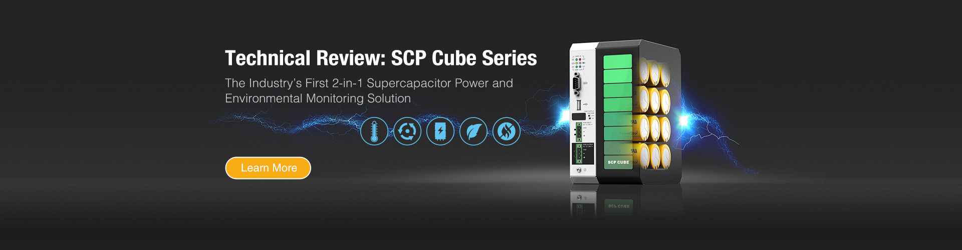 Technical Review: SCP Cube Series